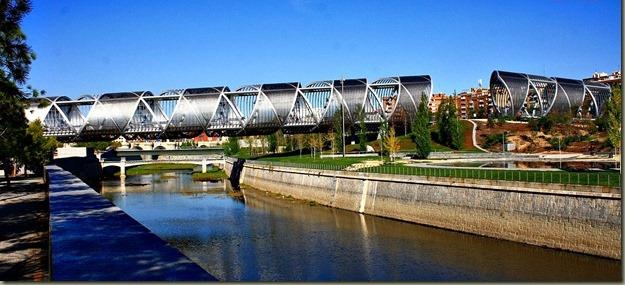 Puente monumental de Perrault