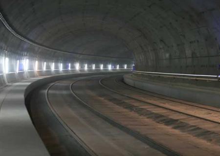 Tunel de Serrano